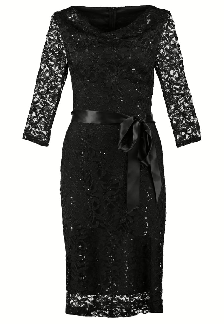 Young Couture by Barbara Schwarzer Sukienka koktajlowa black - 1528101