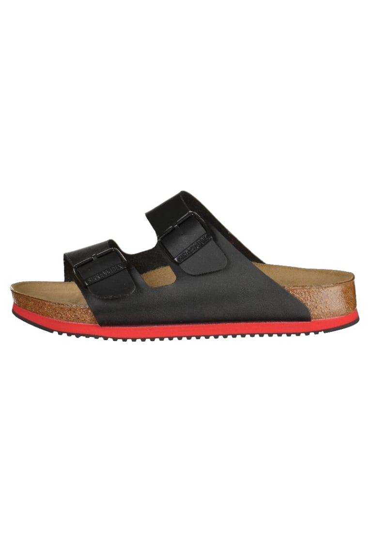 Birkenstock ARIZONA Kapcie black - 230114