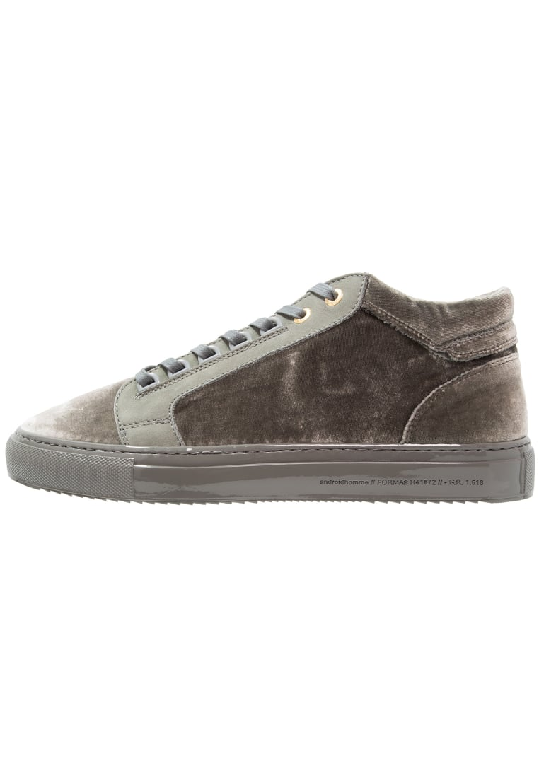 Android Homme PROPULSION Tenisówki i Trampki wysokie light grey - AHP1606039 - code tbc