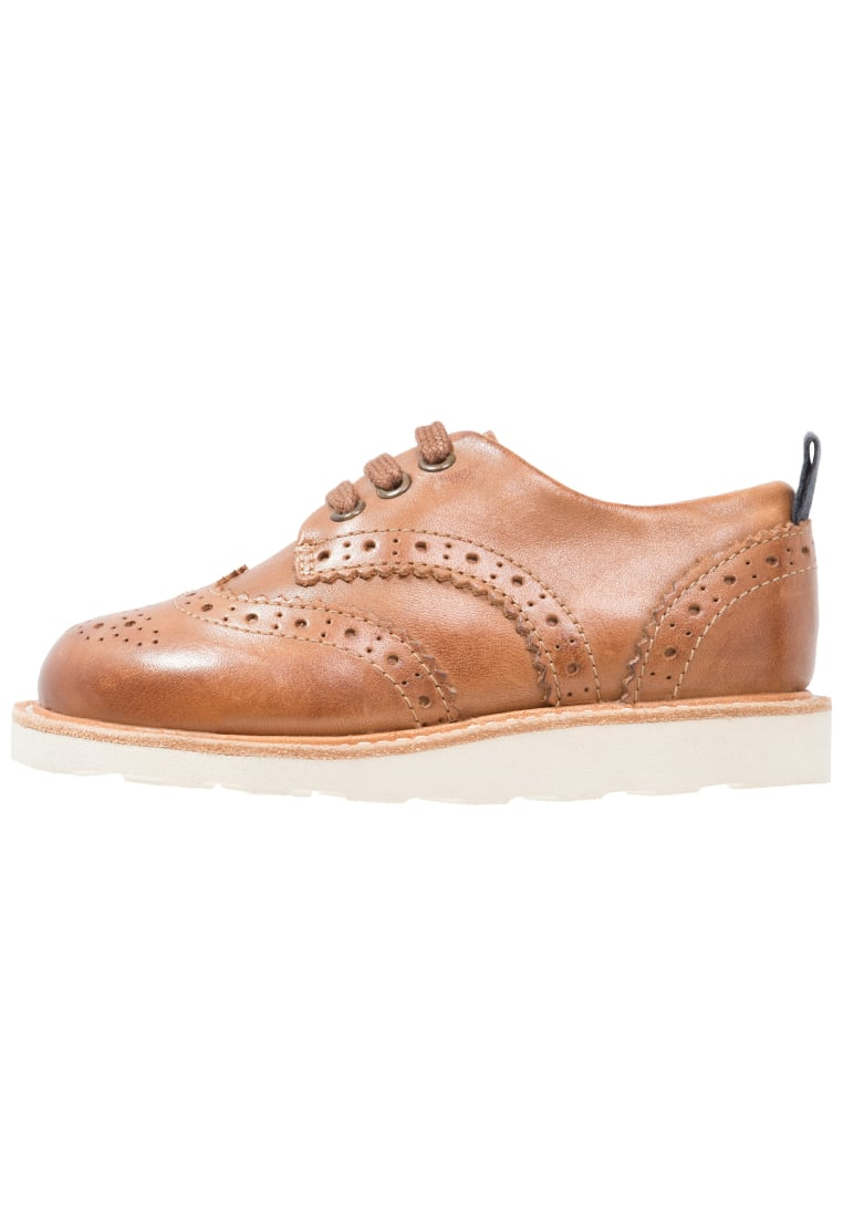 Young Soles BRANDO Oksfordki tan - Brando Brogue Shoe