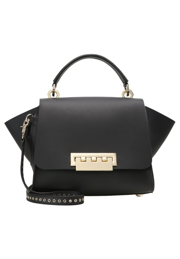 ZAC Zac Posen EARTHA ICONIC MINI TOP HANDLE CROSSBODY Torebka black - ZP1780