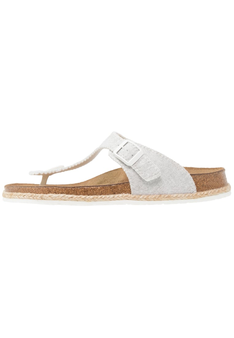 Papillio GIZEH Japonki beach light grey - 1004246
