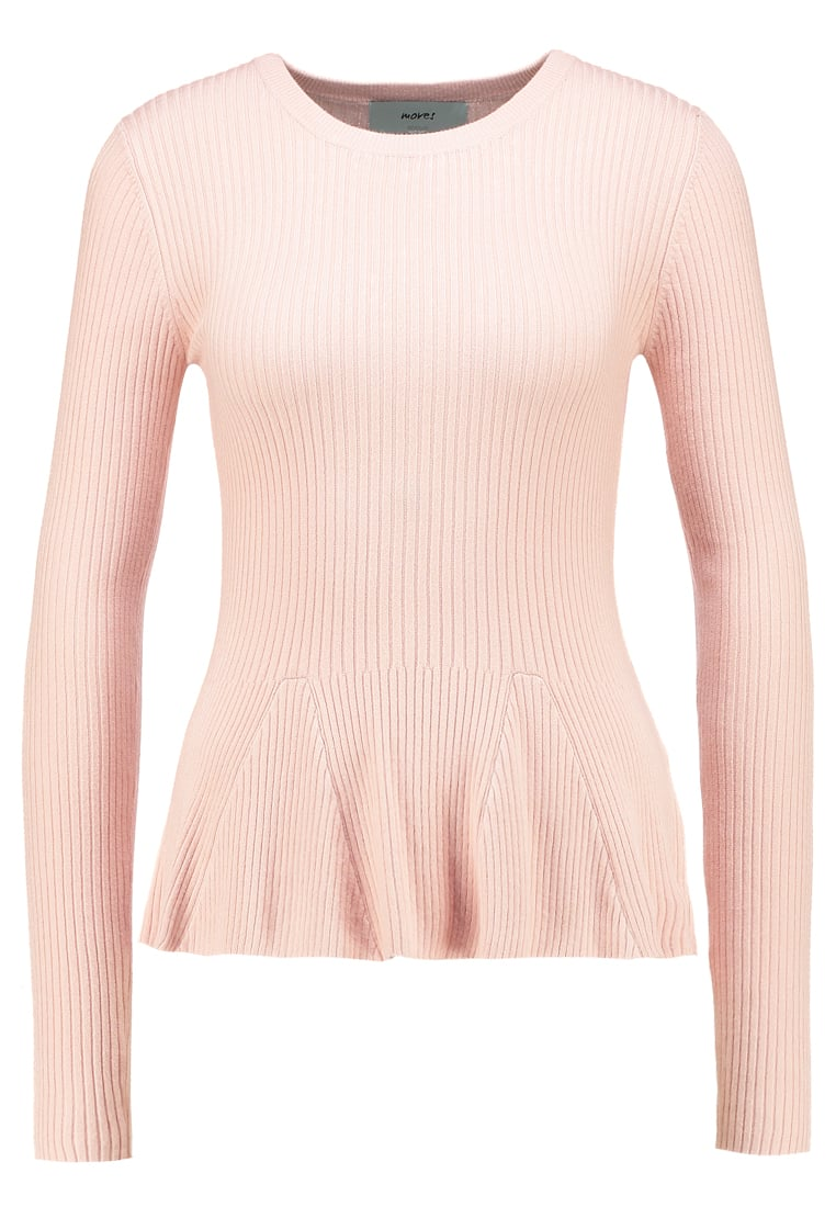 Moves GALENA Sweter rose dust - 161230054