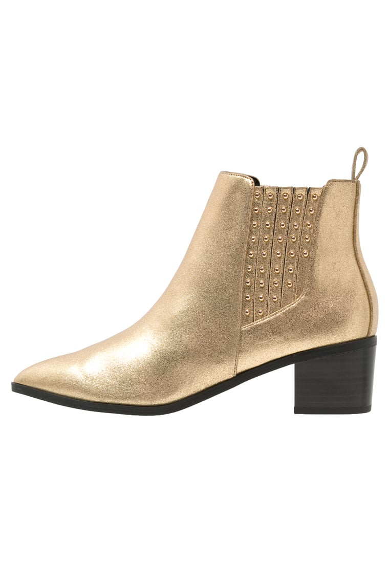 Office AMBER Ankle boot gold - 25769