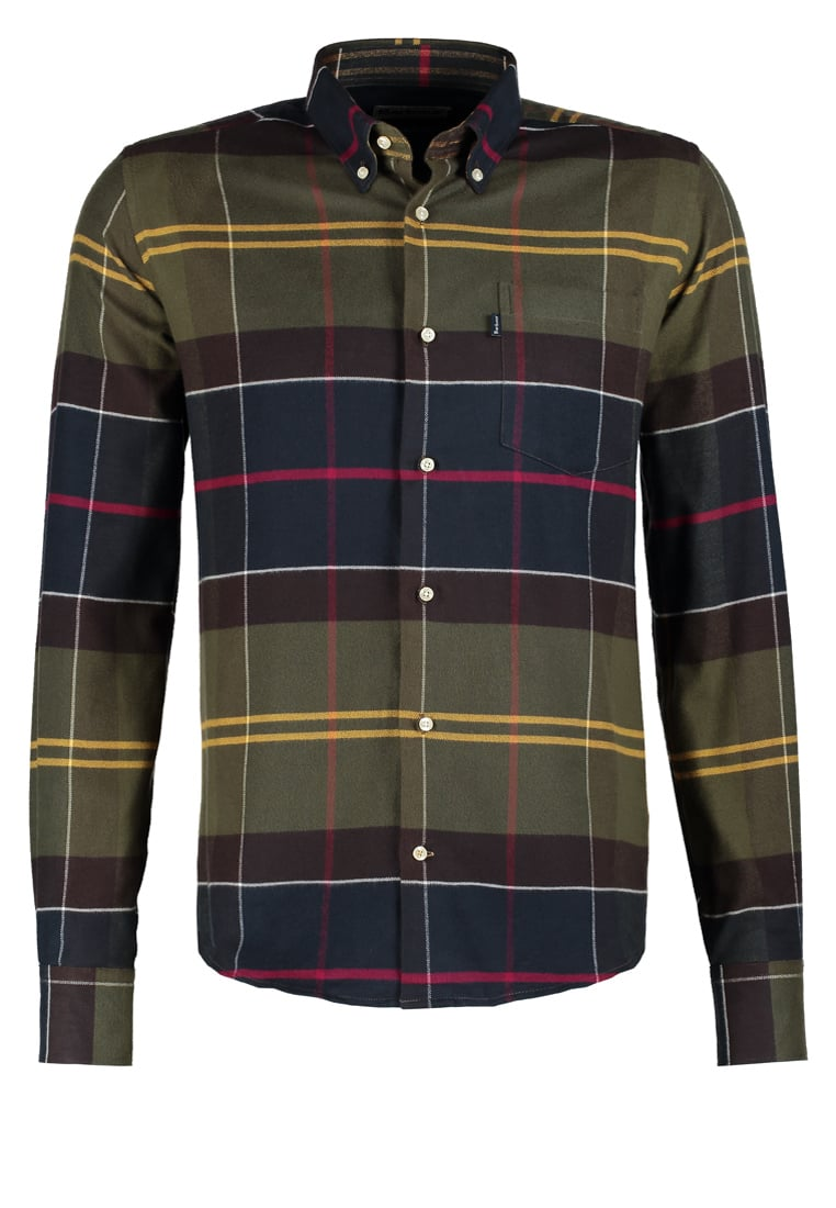 Barbour JOHN TAILORED FIT Koszula classic tartan - MSH3235