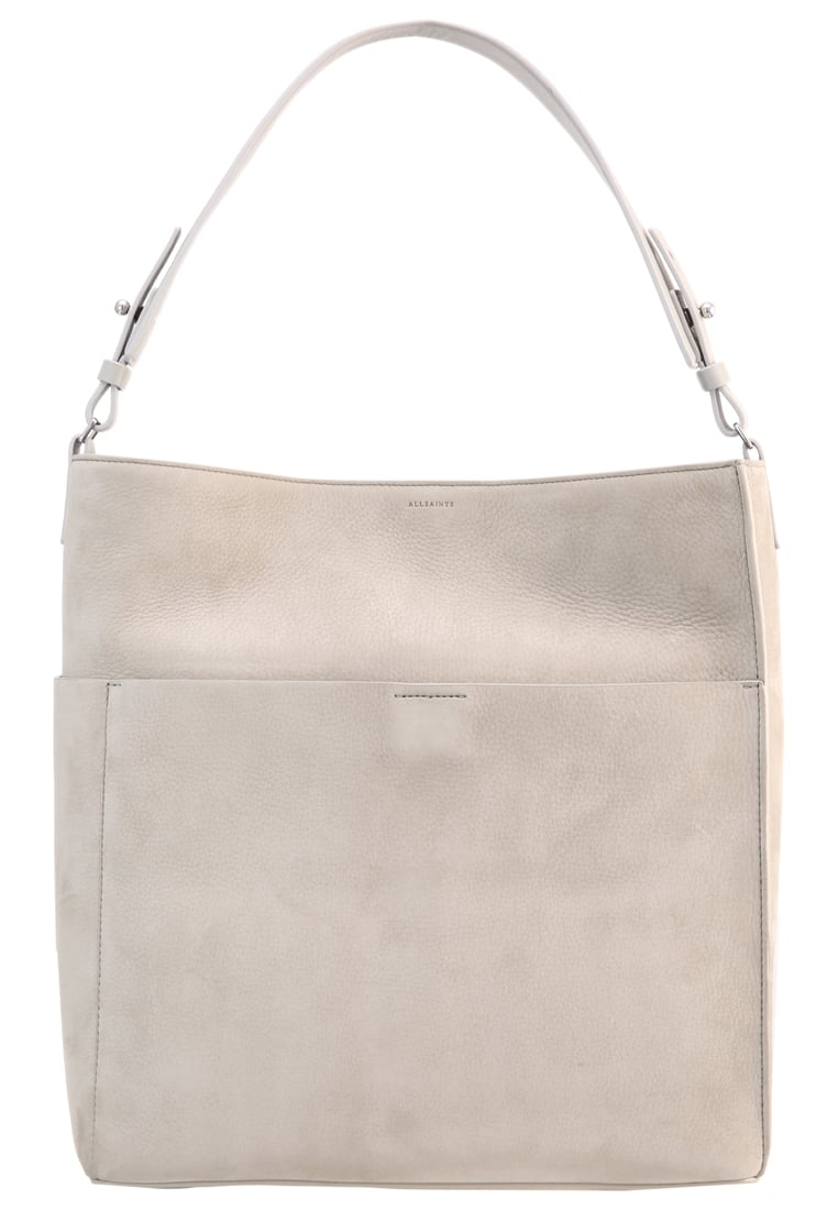 AllSaints ECHO Torebka light cement grey - WB146L