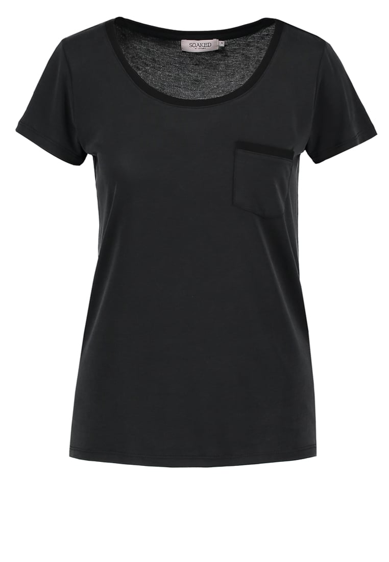 Soaked in Luxury COLUMBINE Tshirt basic black - 30401802