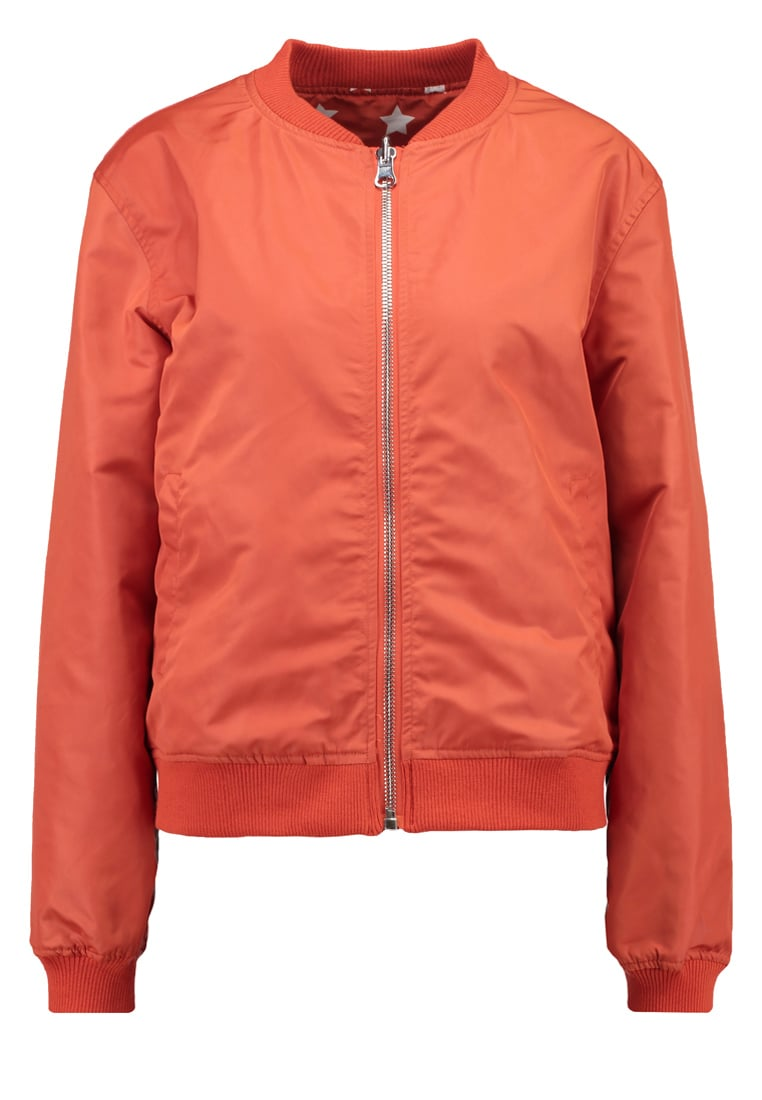 Kengstar Kurtka Bomber orange - S17 1001