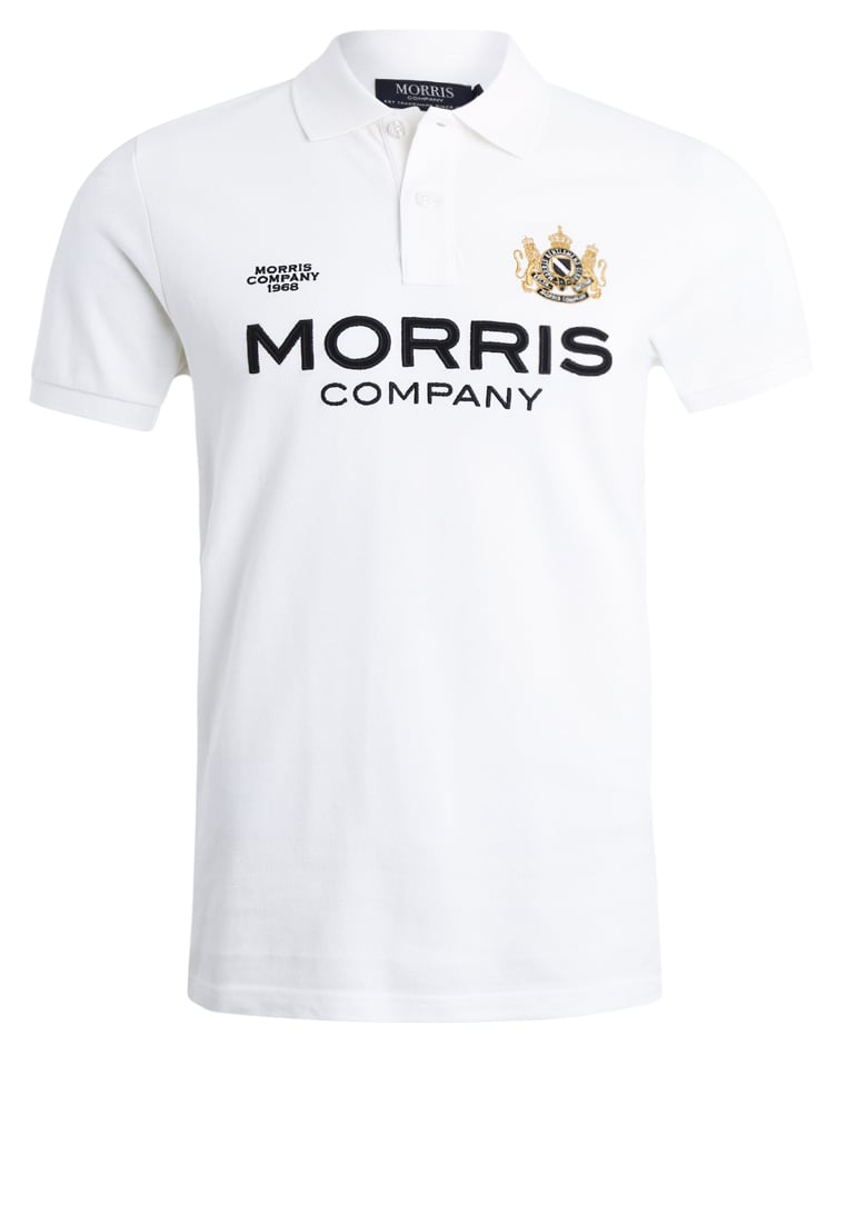 Morris BRIT Koszulka polo off white - 30011010