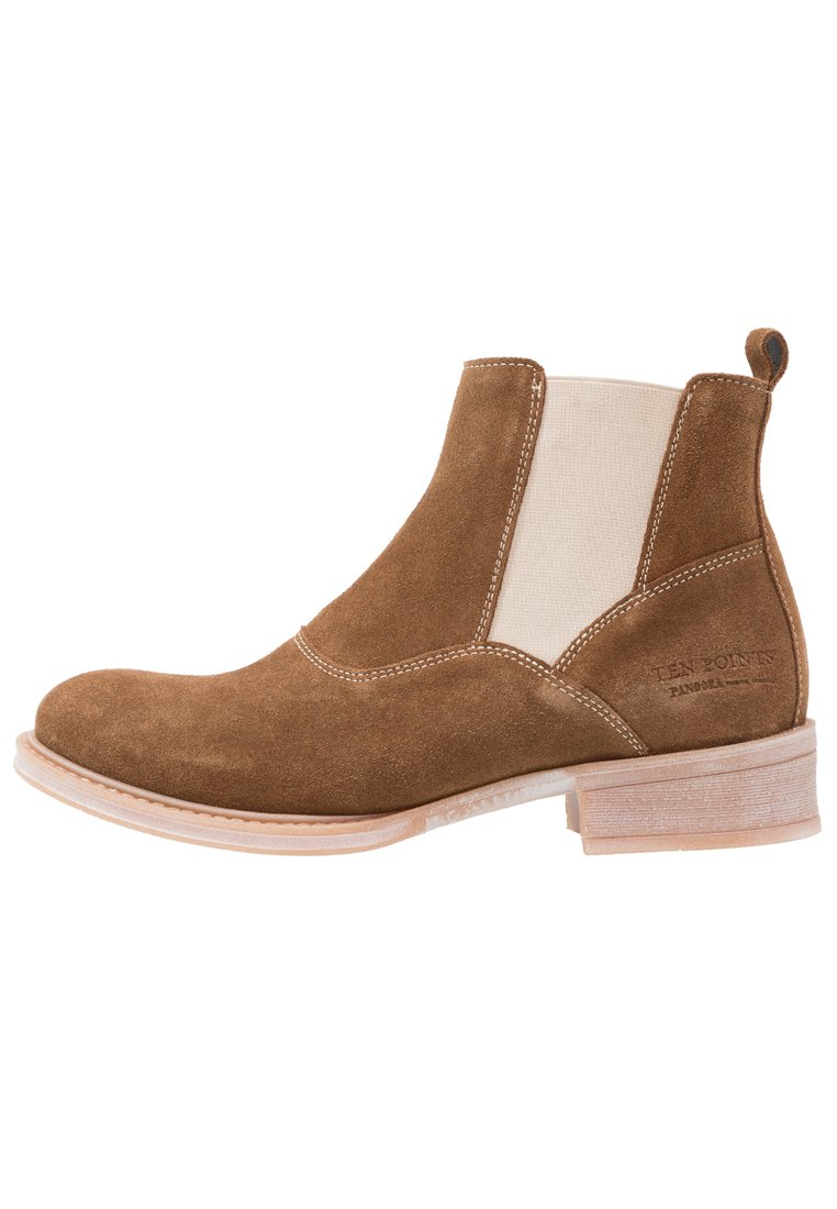 Ten Points Ankle boot brown - 125005