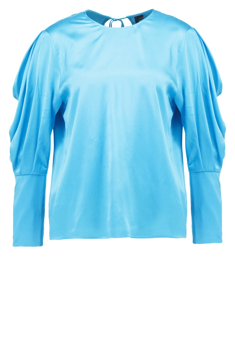 Topshop BOUTIQUE Bluzka lightblue - 25T57LBBE