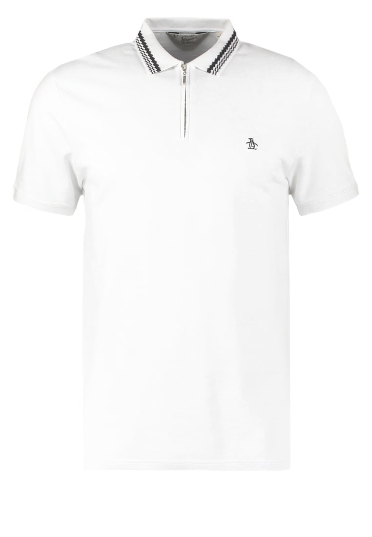 Original Penguin Koszulka polo bright white - OPKF6329