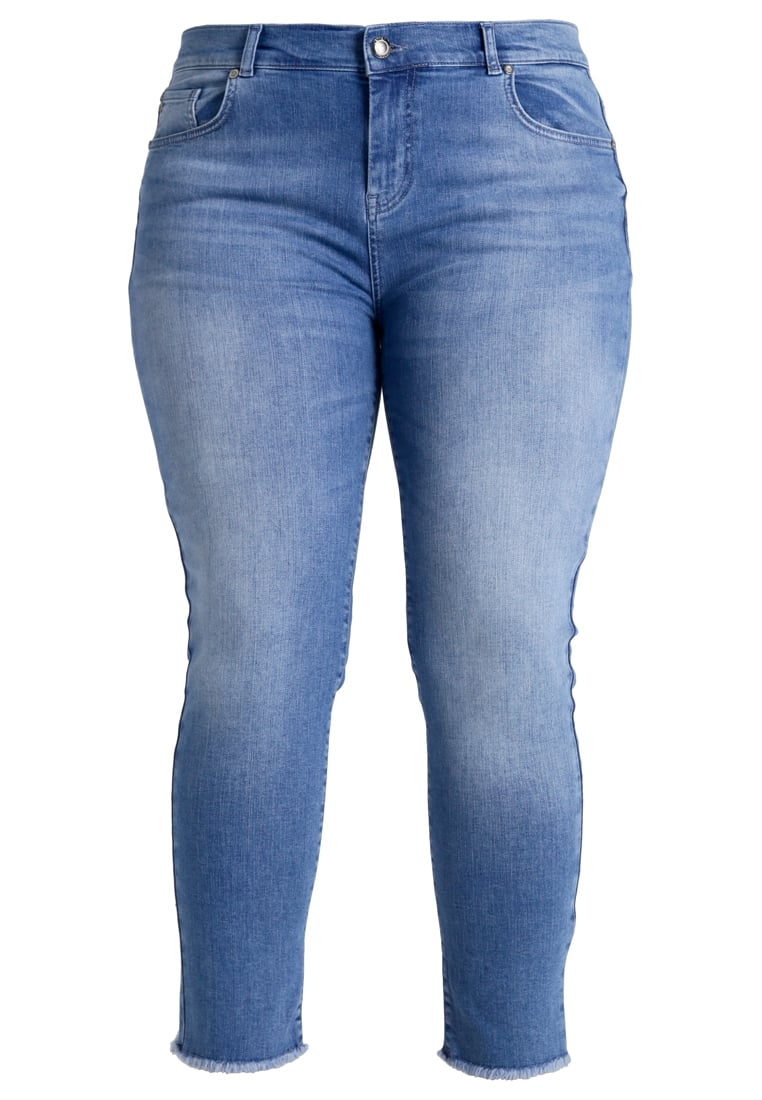 JETTE JEAN Jeansy Slim fit blue denim