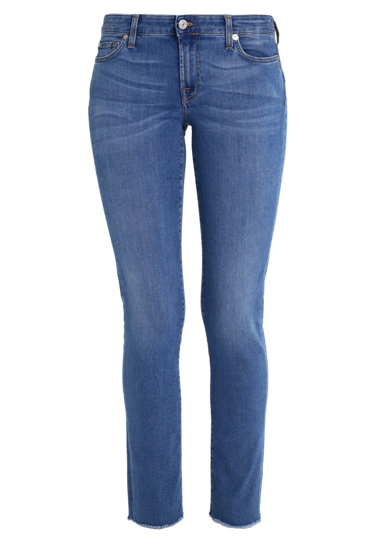 7 for all mankind PYPER Jeansy Slim fit bair mid indigo - SL48870AE