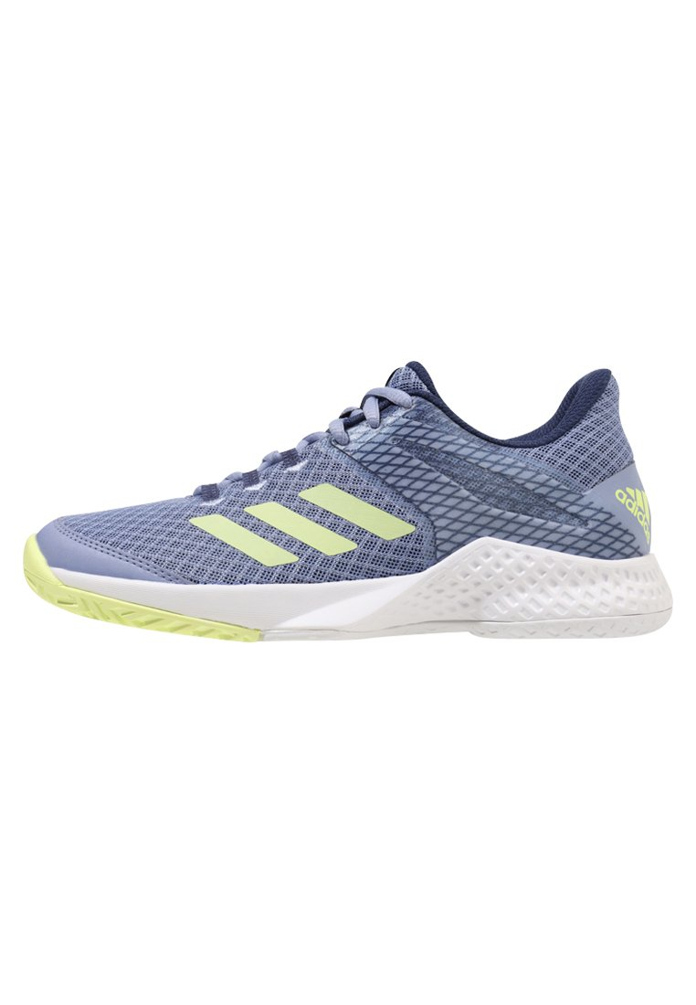 adidas Performance ADIZERO CLUB Buty multicourt blue - CDA33