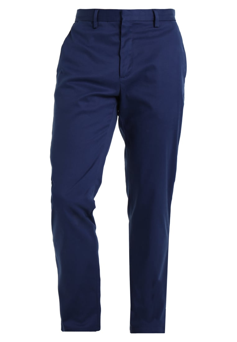 Banana Republic AIDEN NEW STRETCH Chinosy magical blue - 795219