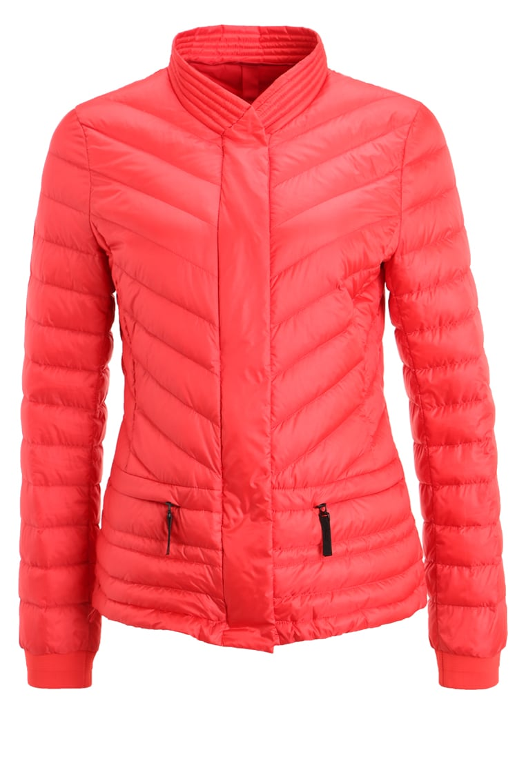 Bogner Fire + Ice CLAIRE Kurtka puchowa red - 34534495