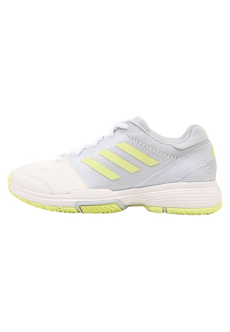 adidas Performance BARRICADE CLUB Buty multicourt aerblue/sefrye/white - KDZ71
