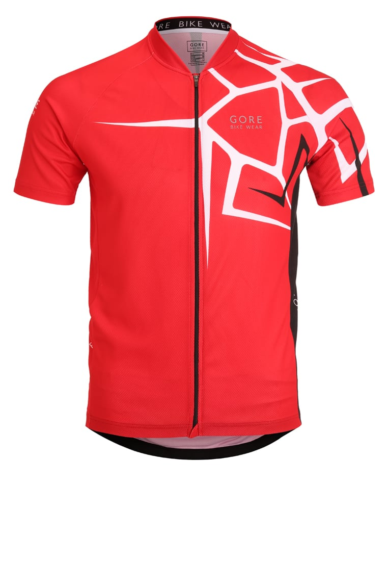 Gore Bike Wear ELEMENT ADRENALINE 4.0 Koszulka treningowa red - SELADR