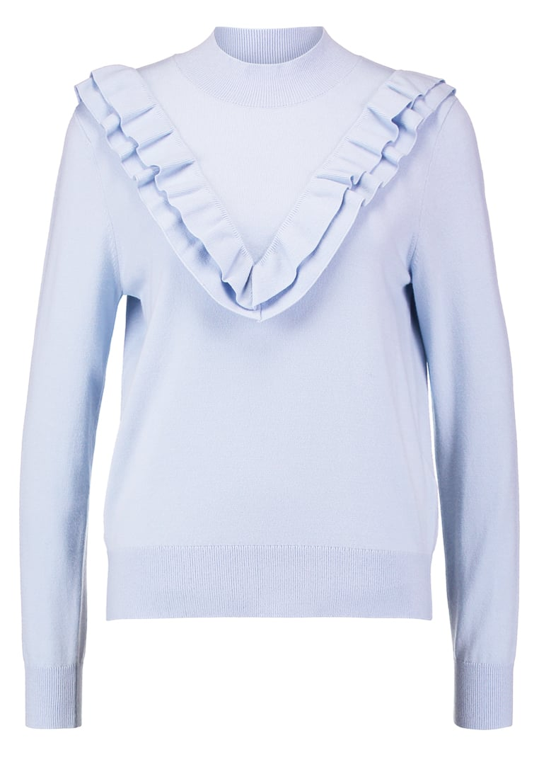 Selected Femme SFADDI Sweter xenon blue - 16057492