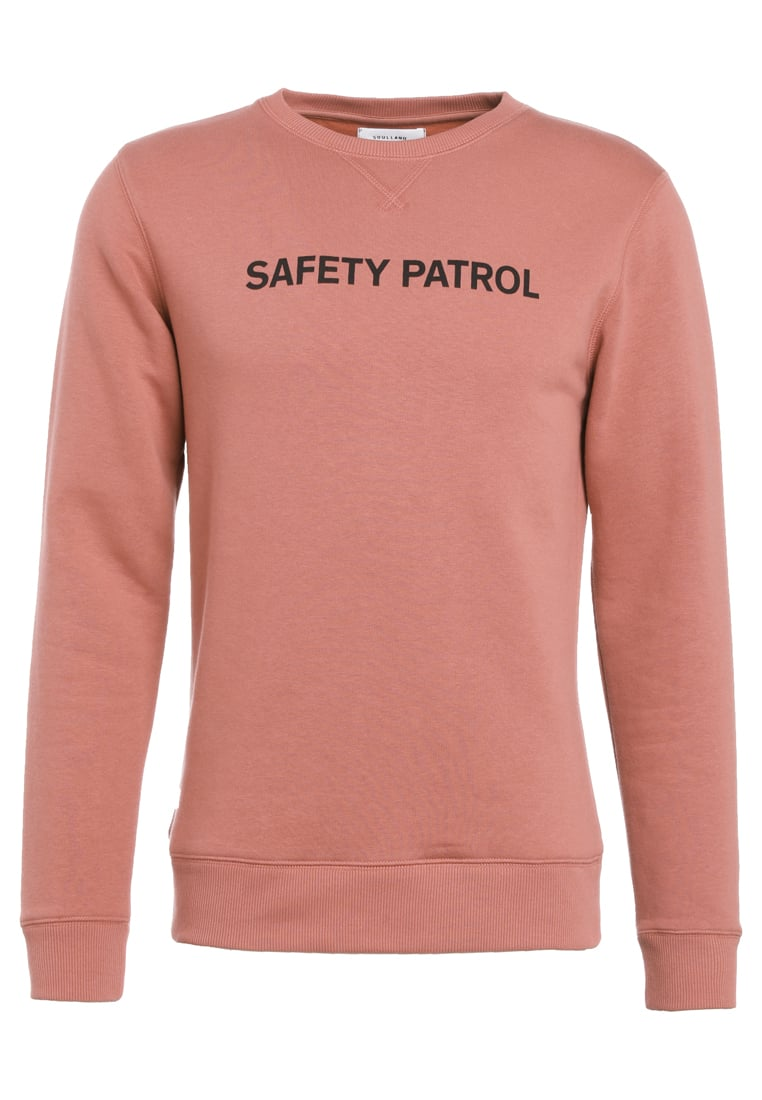 Soulland Bluza dusty coral - 74-01-430