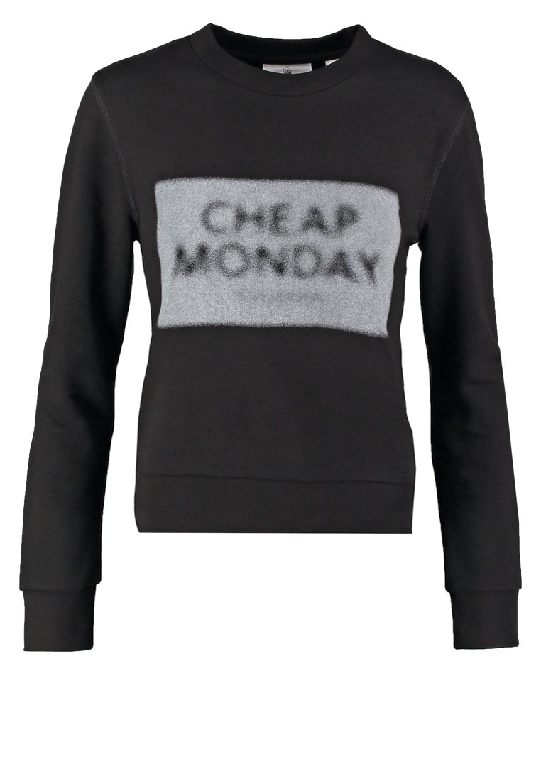 Cheap Monday WIN Bluza black  taniej o 50%
