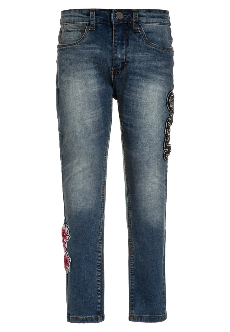GEORGE GINA & LUCY girls CANNES Jeans Skinny Fit fancy blue - 50552