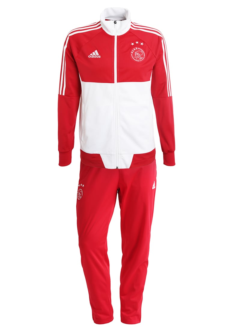 adidas Performance AJAX AMSTERDAM Dres bold red/white - DKM14