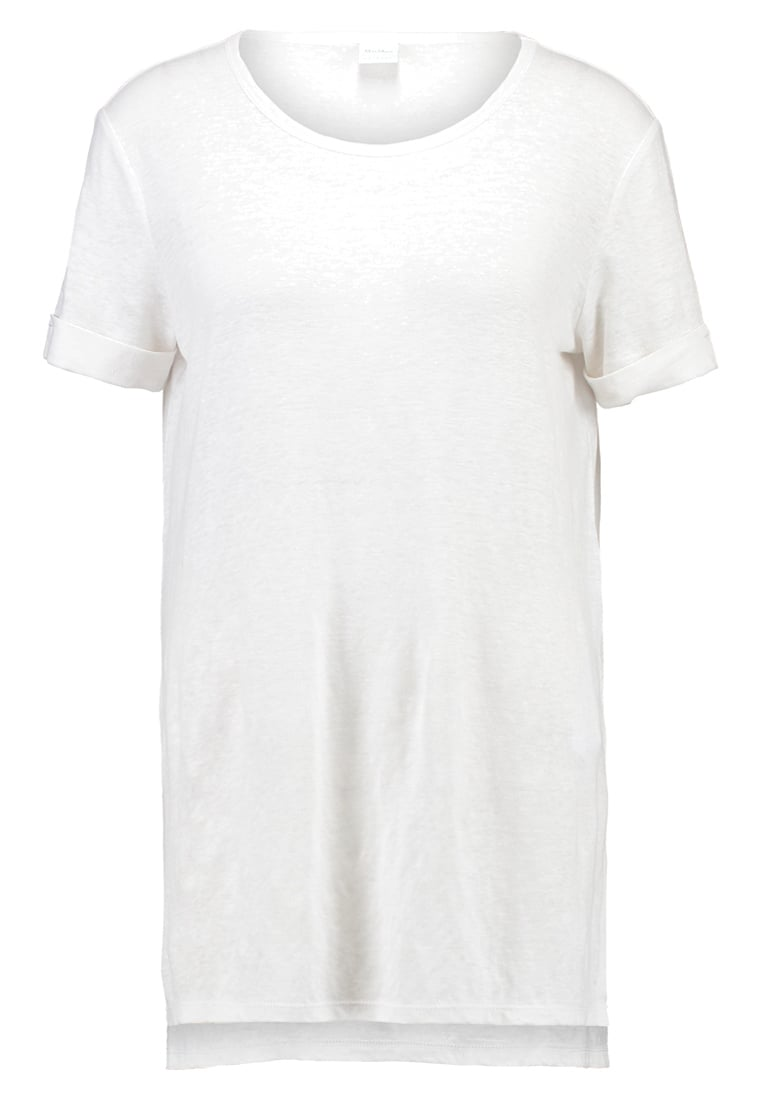 Max Mara Leisure CORA Tshirt basic bianco - 39710976000