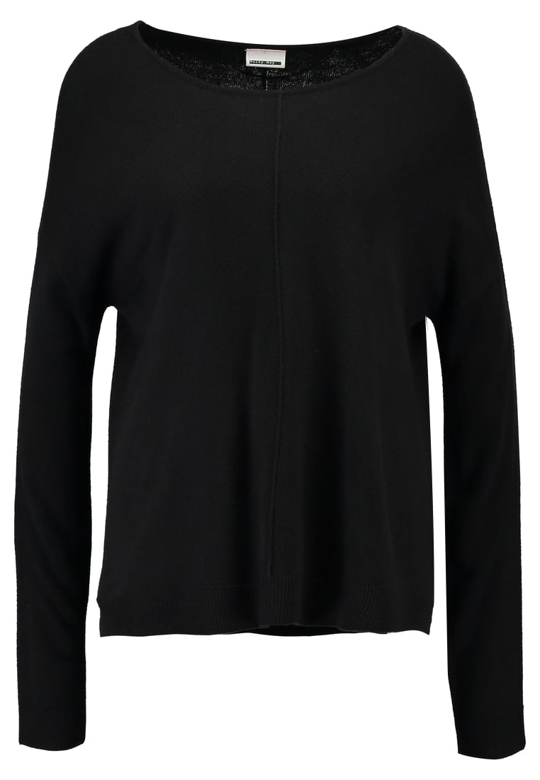 Noisy May Tall NMCHEN Sweter black - 10191438