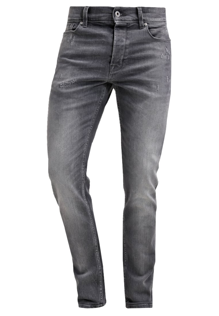 7 for all mankind LARRY Jeansy Relaxed fit grey used - SKAR380