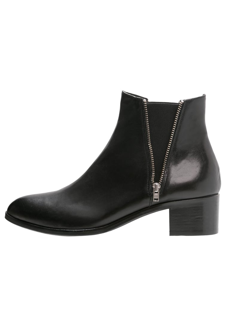 Billi Bi Ankle boot black/silver - 12073