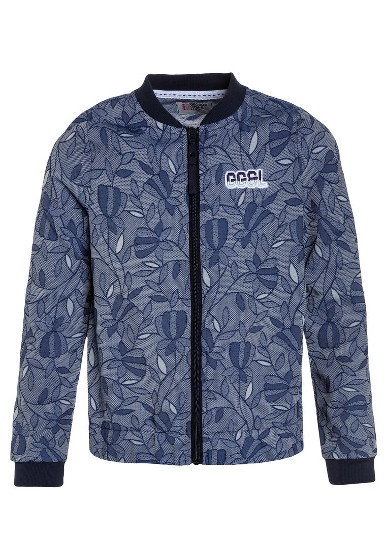 GEORGE GINA & LUCY girls CANNES JACKET Kurtka Bomber blue night - 50565