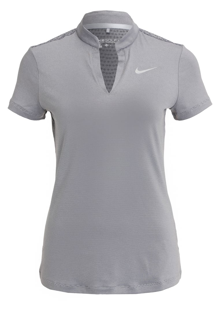 Nike Golf ACE SWING Koszulka sportowa wolf grey/black - 803026