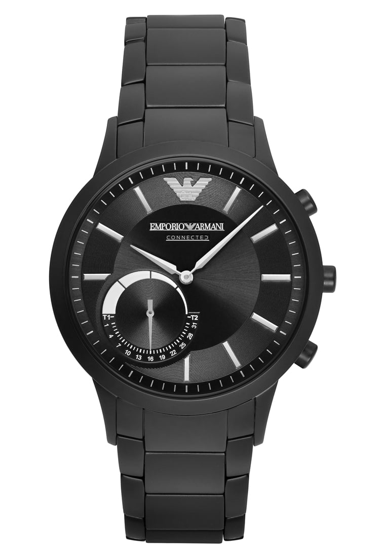 Emporio Armani Connected Zegarek schwarz - ART3001