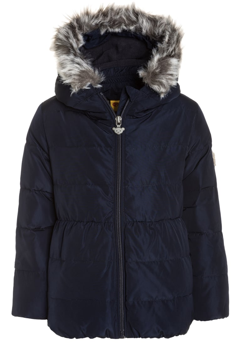 Steiff Collection ANORAK MINI Kurtka puchowa marine blue - 6723139