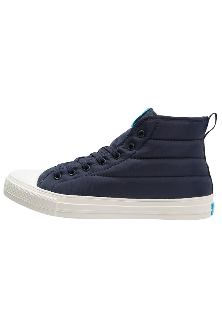 People Footwear PHILLIPS PUFFY Tenisówki i Trampki wysokie paddington blue/picket white - NC01HP
