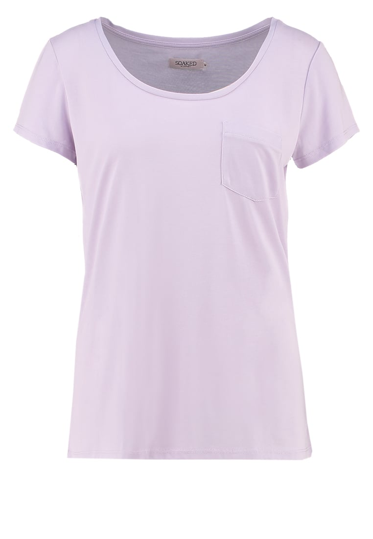 Soaked in Luxury COLUMBINE Tshirt basic orchid pedal - 30401802