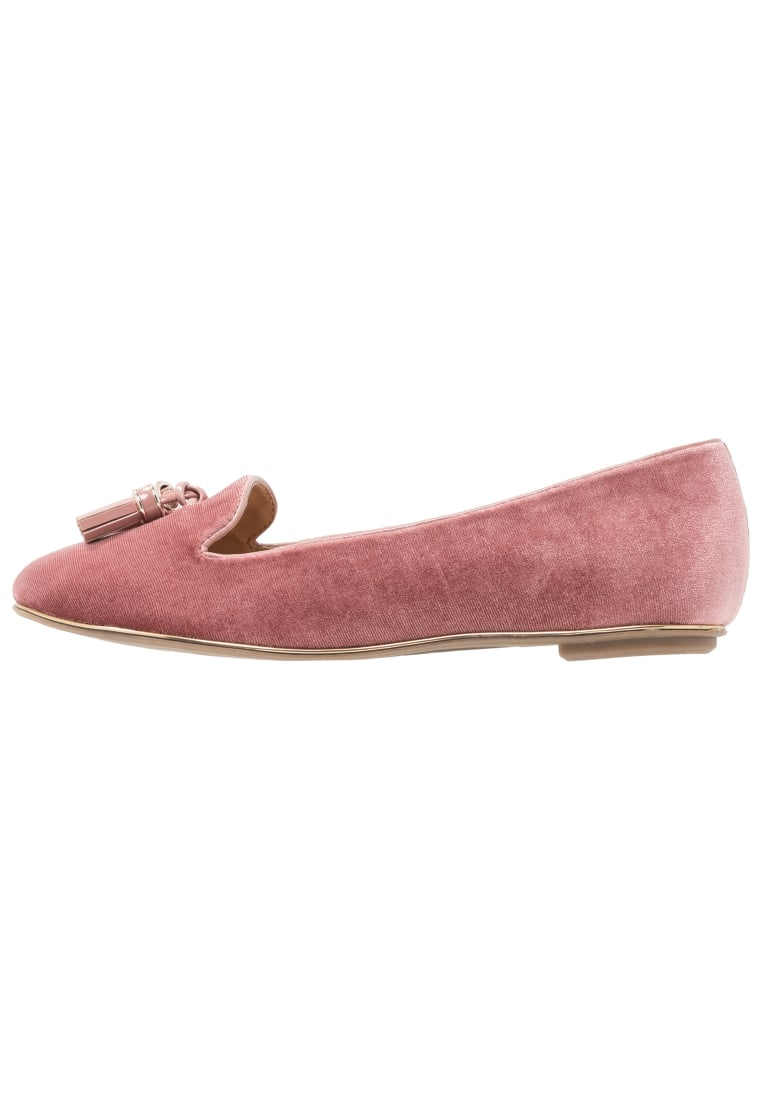 Dorothy Perkins Wide Fit HESTON Półbuty wsuwane rose - 35268756