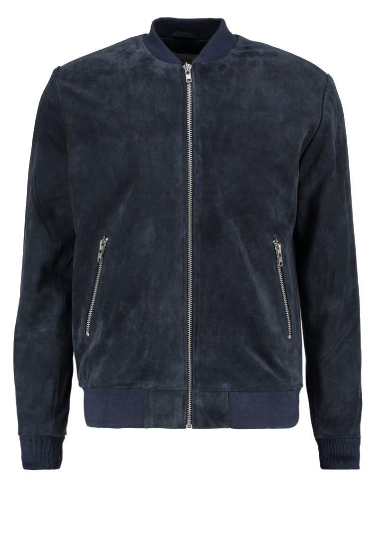 We are Cph COLLINS Kurtka Bomber navy - COLLINS JACKET 570