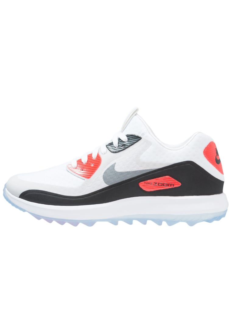 Nike Golf AIR ZOOM 90 IT Buty do golfa white/metallic silver - 844569