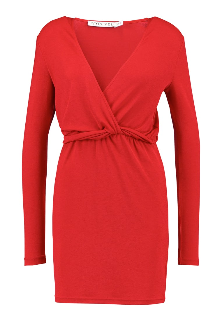Ivyrevel MYSTERY DRESS Sukienka letnia hot red