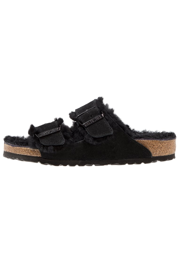 Birkenstock ARIZONA Kapcie black - 752661
