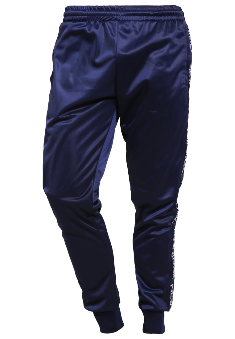 New Black TONY Spodnie treningowe midnight blue - Tony Tracksuit Sweatpants