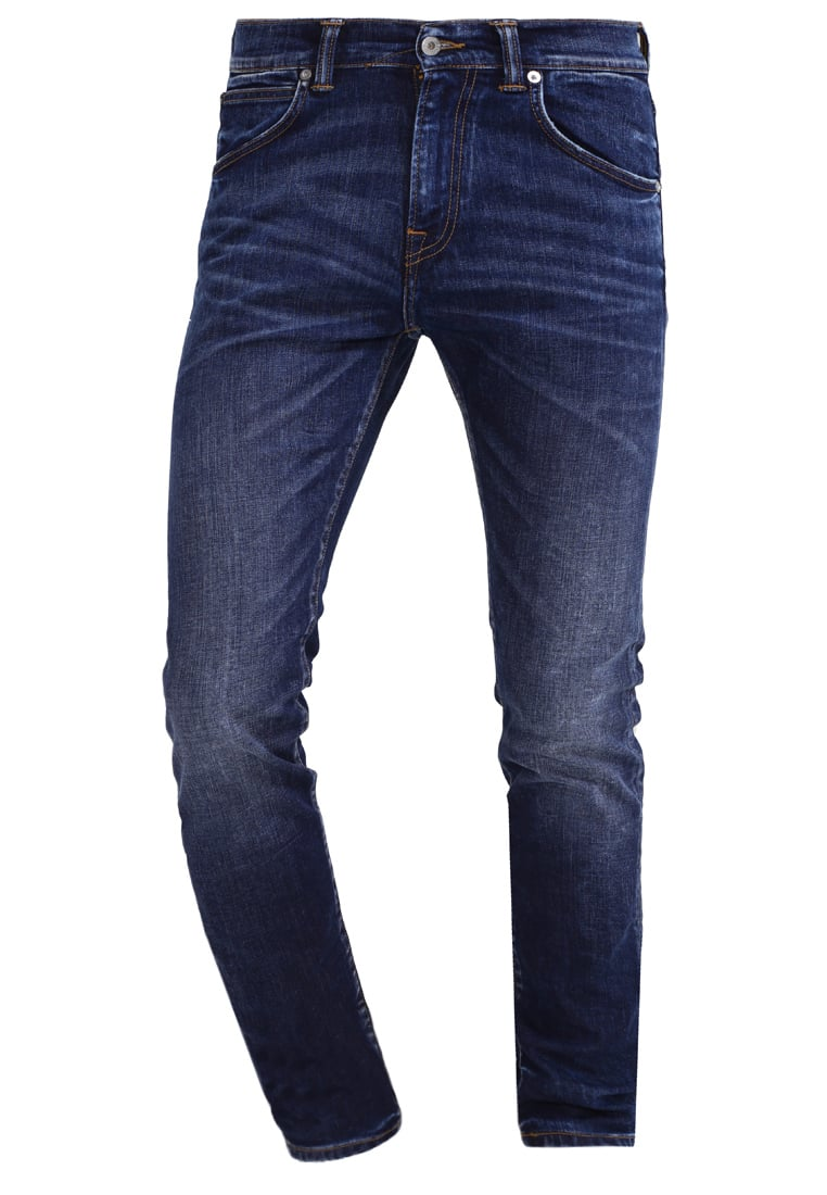 Edwin ED85 Jeansy Slim fit night blue denim - I022504