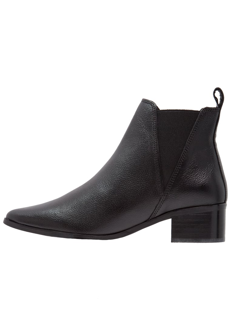 Bianco Ankle boot black - 26-49033
