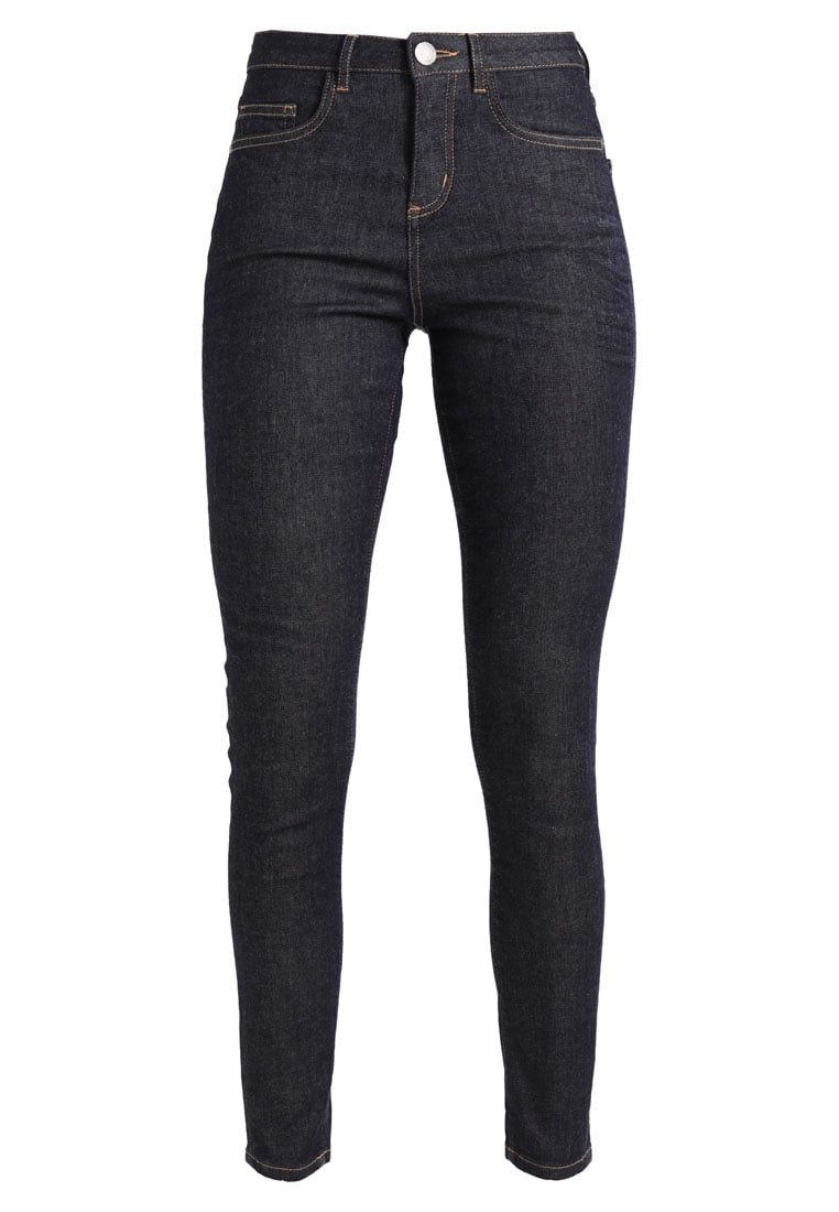 Opus EBBY Jeansy Slim Fit blue raw