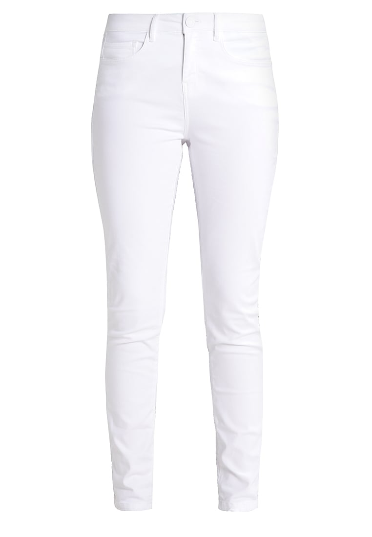 Opus EMILY Jeansy Slim fit white - 210902853#17009
