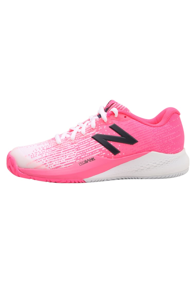 New Balance WC996PB3 CLAY Buty do tenisa Outdoor alpha pink/white - 550471-50