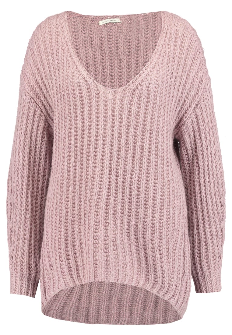 Friday's Project COCOON Sweter pink - 14143